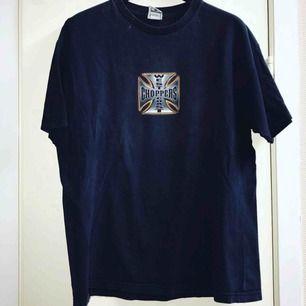 Vintage t-Shirt med Mc-tryck köpt i USA. Bra kvalla, ball.