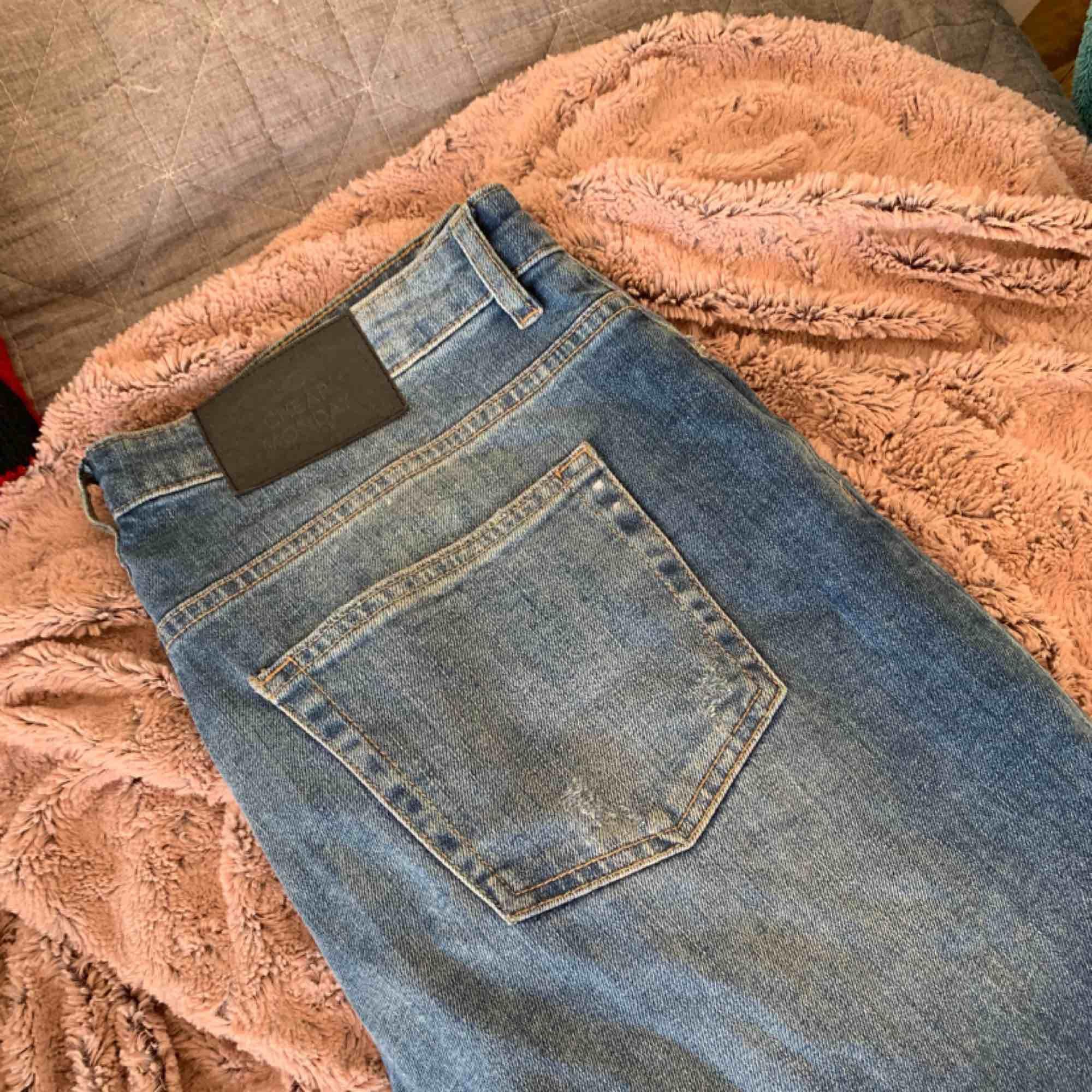 Cheap monday jeans i boyfriend. Jeans & Byxor.