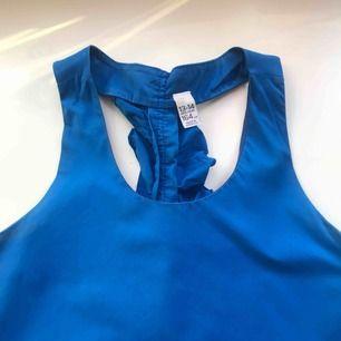 Fantastisk sommarklänning från Zara (2010-2011) • i barnstorlek 164 men passar XS • använd men i bra skick! ☁️Frakt tillkommer☁️