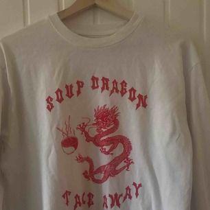 Långärmad tröja köpt på carlings. Knappt använd alls så därför inga fläckar eller sådant:) Möts upp i Umeå eller fraktar för 40 kr!💫