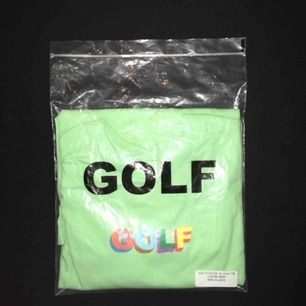 Grön golf wang 3D tee, aldrig använd.
