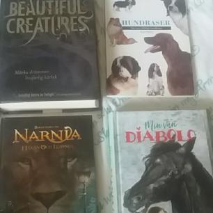 Böcker 10kr/st :)
