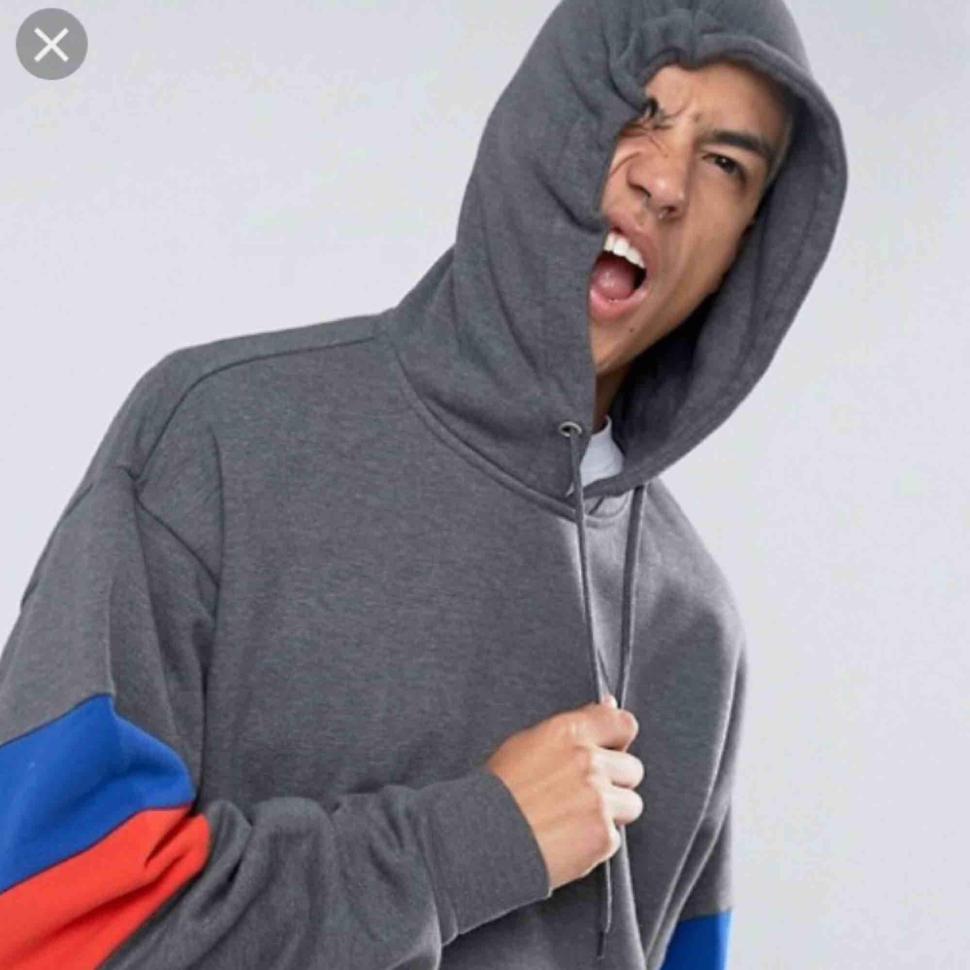 Mysig unisex hoodie, använd fåtal gånger! . Huvtröjor & Träningströjor.