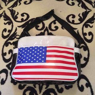 USA väska aldrig använd