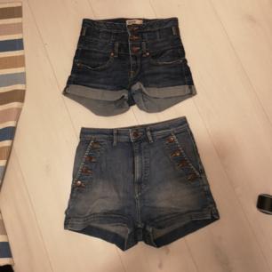 Favvo shortsen måste tyvärr säljas nu pga för små för mig. Båda är högmidjade. Säljer för 80 kr styck. Tar swish! Ställ frågor om du undrar något😊  frakt tillkommer