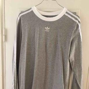 Säljer min aldrig använda Adidas tröja i storlek 38. Ordinarie pris 399kr. Köpare står för frakt.