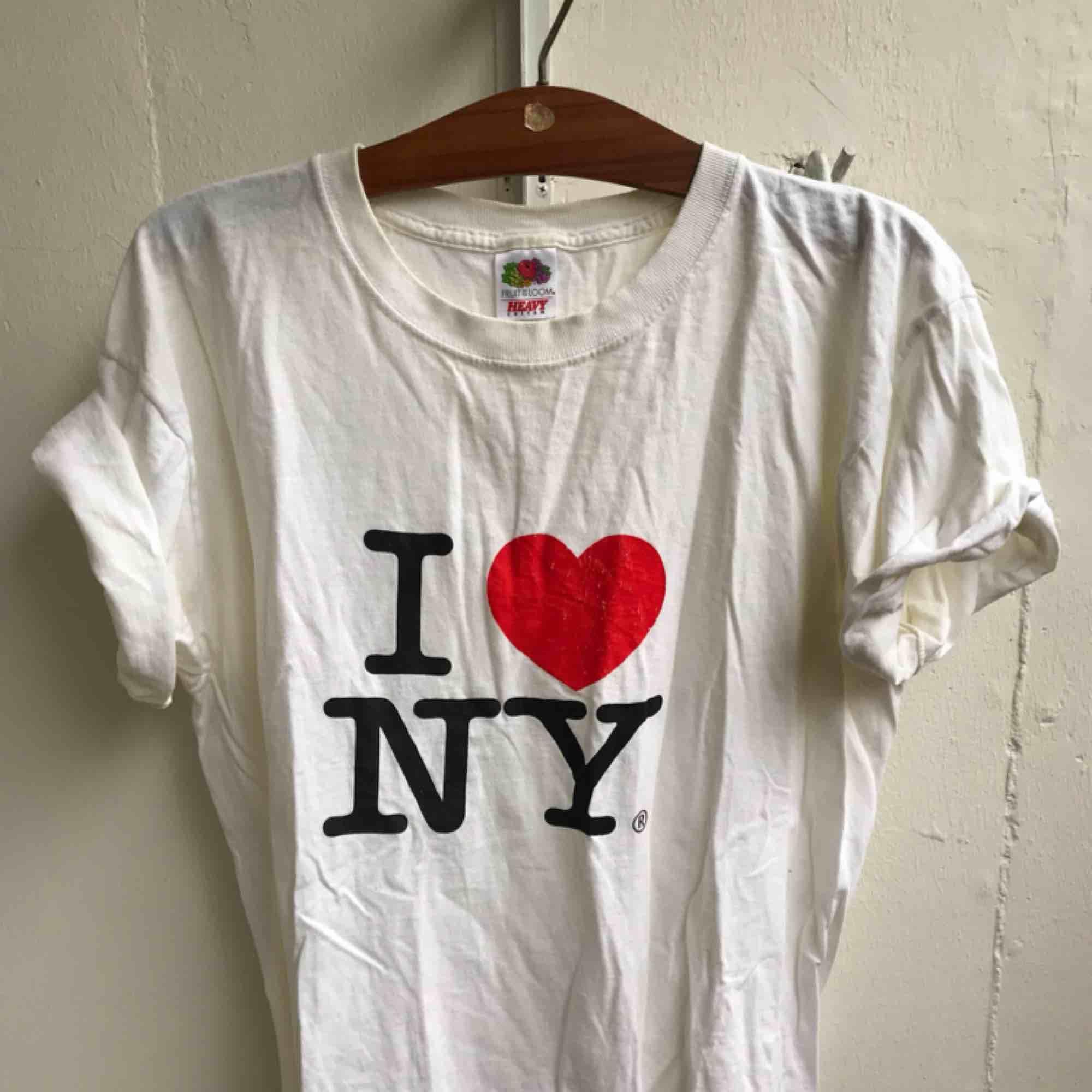 T-shirt I ❤️ NY. T-shirts.