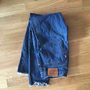 Levis wedgie fit jeans, oanvända!