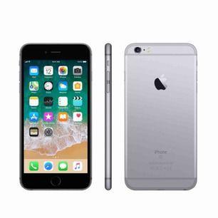 Hej säljer min  iPhone 6  då jag köpt en iPhone X några
