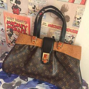 Louis vuitton väska. AAA imitation.