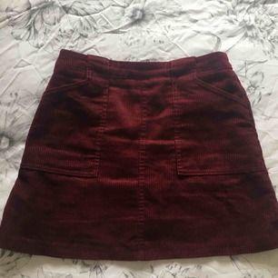 Manchester kjol från Urban Outfitters🍒