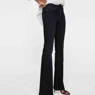 Zara jeans. Bootcut. Aldrig använda
