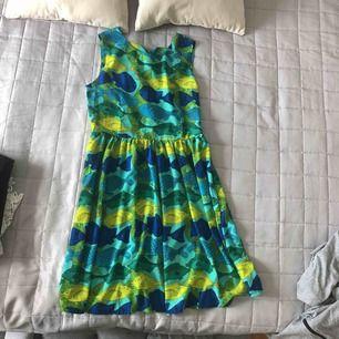 Öppenrygg klänning, Säljer pga garderob rensning. Nyskick✨