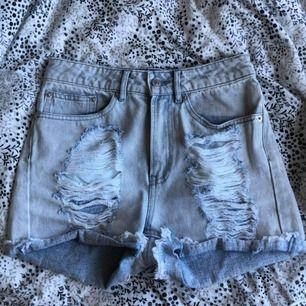Snygga jeansshorts från Bikbok!
