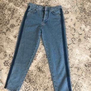 Boy friend modellen jeans i str 25