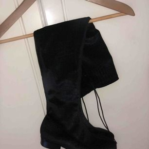 Overknee shoes från Nelly, använd bara fåtal gånger, i fint skick