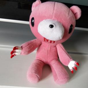 Äkta Gloomy Bear Plush. Köparen står för frakten eller hämtas i Eskilstuna.