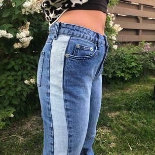 Jättefina jeans aldrig använda