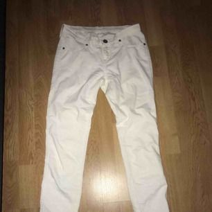 Lågmidjade dr denim jeans