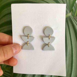 Handgjorda örhängen - 9 kr frakt 🐨