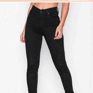 Super skinny jeans från Levis, knappt använda