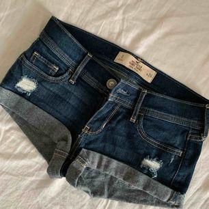 Hollister shorts, använda men i riktigt fint skick!