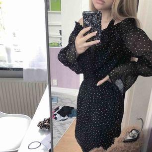 Jättefin klänning 🌟✨💫 Från nakd Storlek S Superfint skick! 100 kr ink frakt 🐚