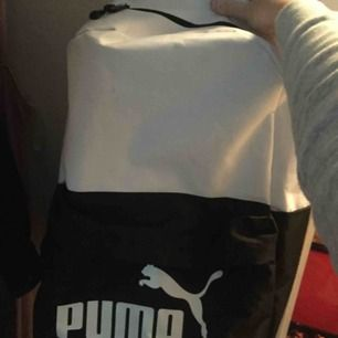 En ryggsäck från puma oanvänd  Jag står för frakt