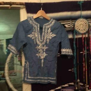 Hippie äkta70-tals blus