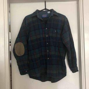 Fin pendelton skjorta i 100% ull