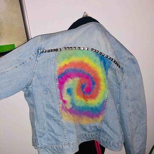 Cool jeans jacka!!!