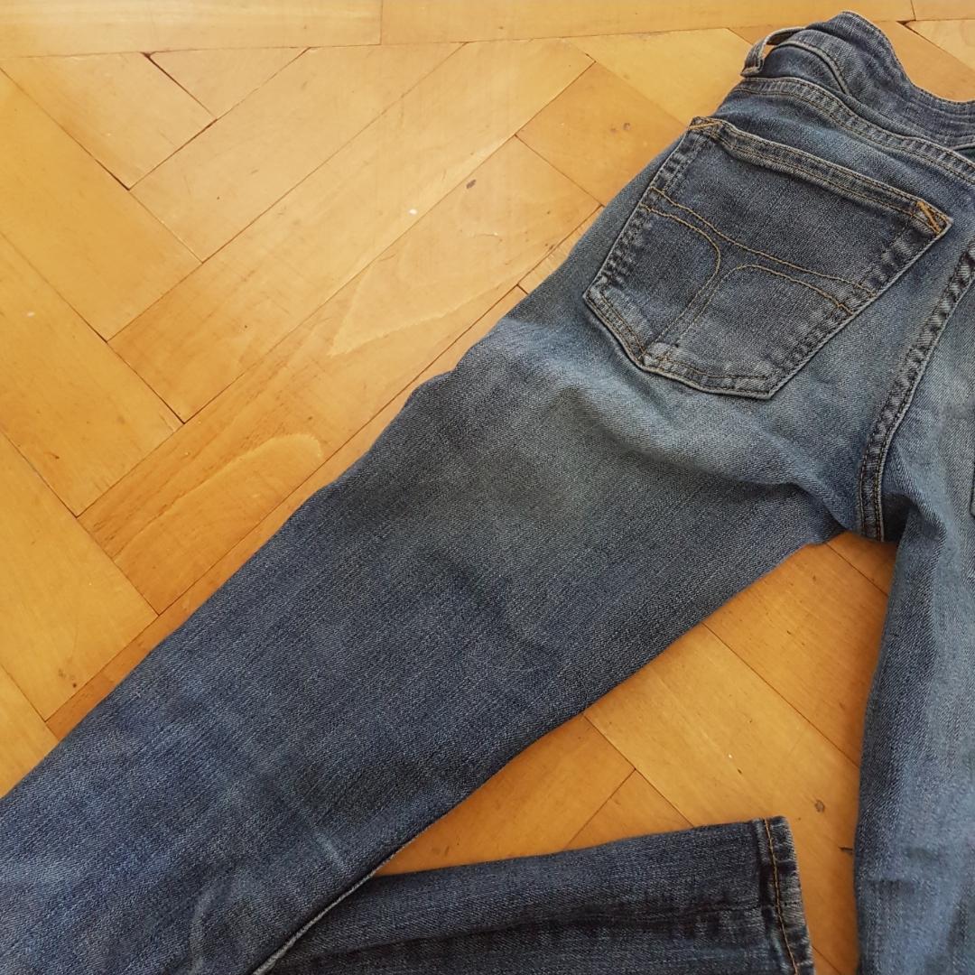 Jeans från Tiger of sweden i storlek W25. Modellen heter slender, och nypris är ca 1400kr. I mycket gott skick, så gott som nya🌷 Vill bli av med dessa snabbt! . Jeans & Byxor.