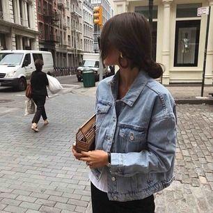 Perfektaa jeans jackan!