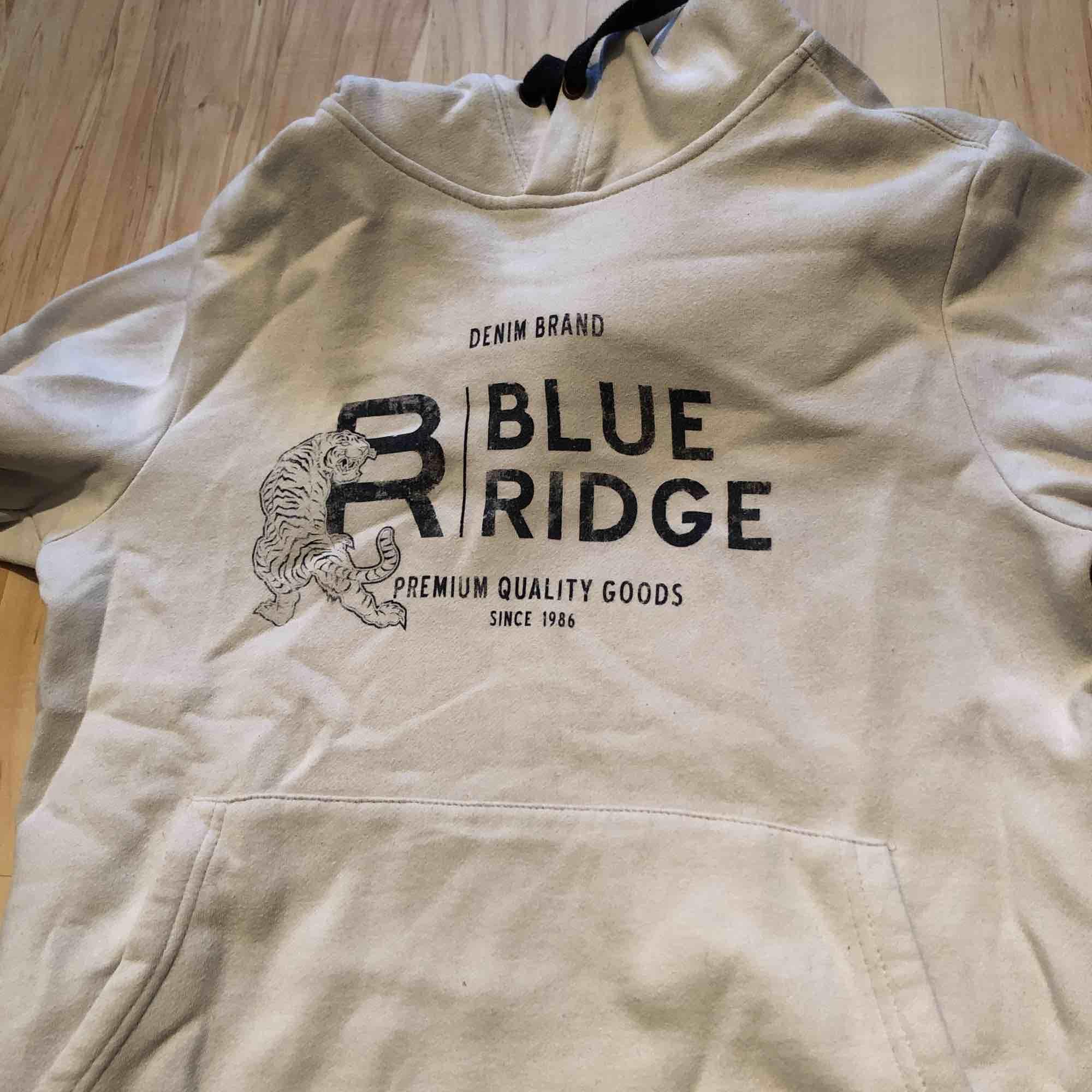 Blueridge tröja. Enkel hoodie. Köpt för 300.. Huvtröjor & Träningströjor.