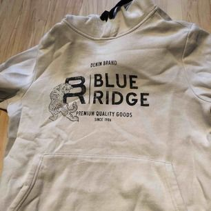 Blueridge tröja. Enkel hoodie. Köpt för 300.