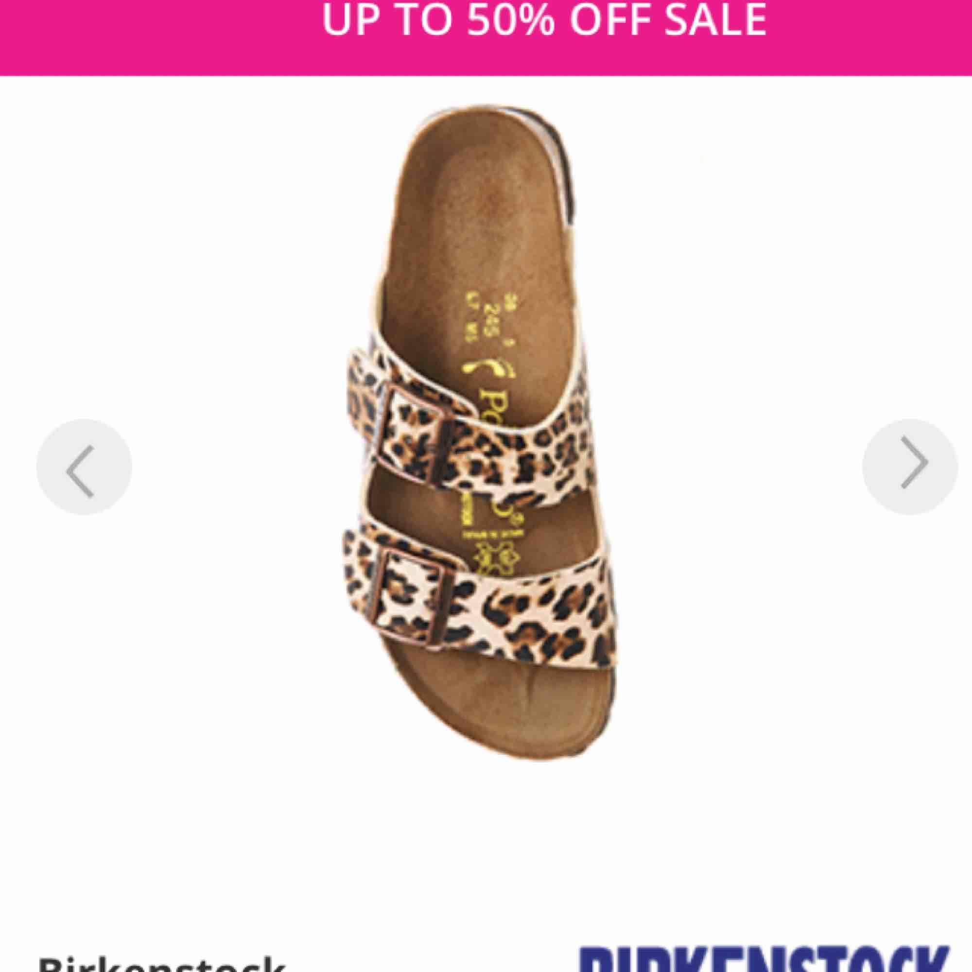 Söker dessa!!   Arizona Leopard Birkenstock papillion storlek 37. Skor.