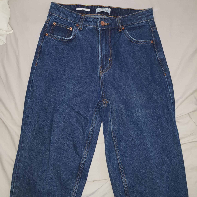 Momjeans ifrån Bershka. Frakten ingår :). Jeans & Byxor.