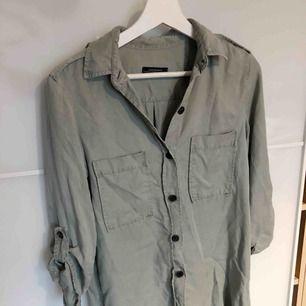Super fin skjorta från Zara, lite längre modell