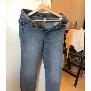 Hm jeans, vintage slim fit. Helt oanvända