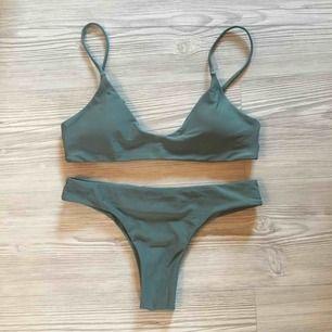 Bikini från Shein | Oanvänd med alla lappar kvar | Normal i storleken | Frakt tillkommer på 36kr☀️