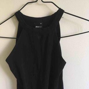 Halterneck linne/topp från Gina Tricot!