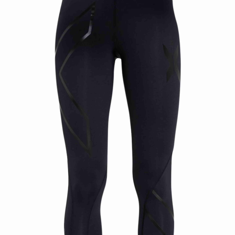 Säljes dessa snygga träningstights märke 2ux. Kompressions tights. Är i fint skick. Sitter som en S   Kan fraktas 🌸. Jeans & Byxor.