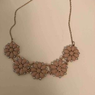 Säljer ett halsband som jag inte använder eller har använt. Kan fraktas men köparen får stå för det.