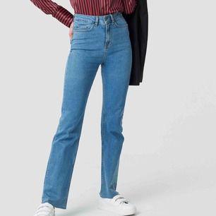 jeans använda få gånger ifrån Emilie Britings kollektion med na-kd🤩 frakt tillkommer!