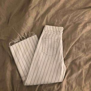 Randiga Culotte byxor från Chiquelle. ✨✨ Storlek 36. 150kr + Frakt
