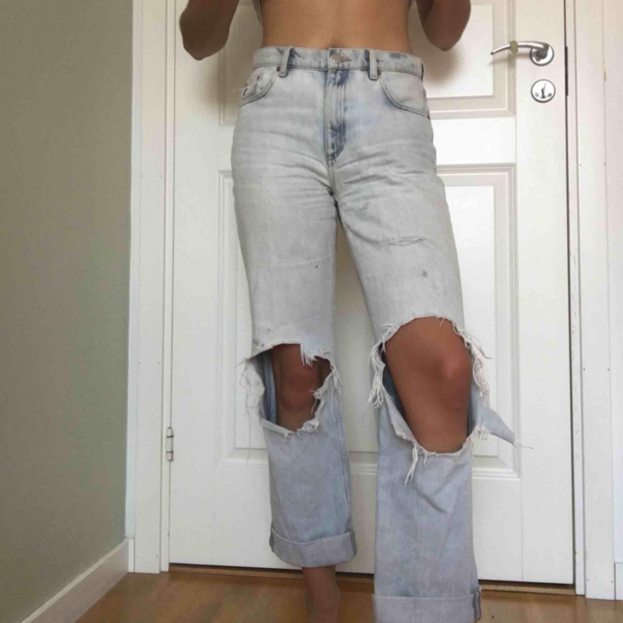 Jeans från & other stoies köpta på loppis. Jeans & Byxor.