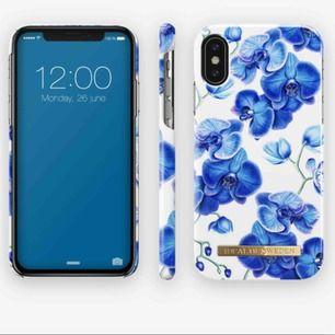 Iphone x skal från ideal of sweden / BABY BLUE ORCID helt ny i kartongen säljer den på grund av att jag har skaffat en annan mobil.  Finns att hämta i Västerås eller skickas på posten och köparen betalar frakten.