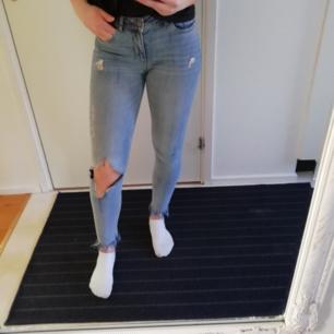 Ett par jeans från zara. Frakt tillkommer
