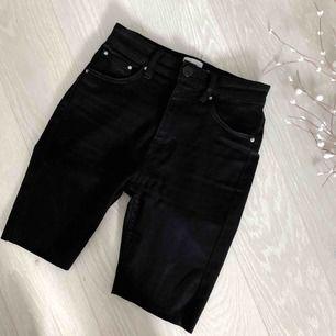 Avklippta jeansshorts. Frakt endast 29 kr <3