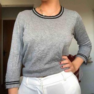 Grå tröja från mango💗